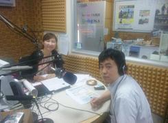 メディア出演・取材(FM島田・静岡新聞社)